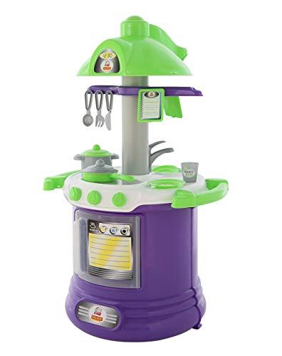 Polesie 57037 Küche Baby Glo – Kochen und Spielen Spielzeug