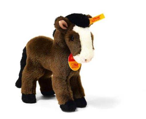 Steiff 52194 - Pferd braun stehend 14 cm