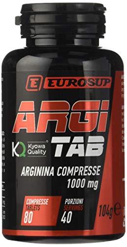 Eurosup Arginina 80 cpr