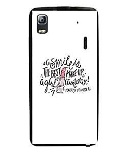 Techno Gadgets back Cover for Lenovo K3 Note