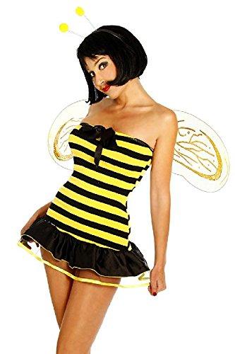 Sexy Damen Biene Kostüme ()