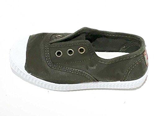 sale retailer aa011 89d70 Cienta Scarpe Sneaker Profumate Bambino Ragazzo Verde Kaki 70777-22