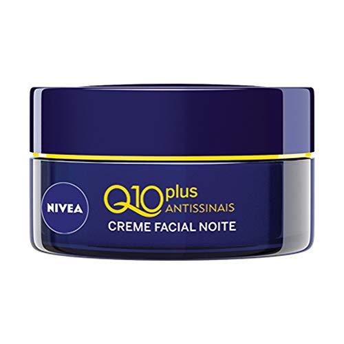Nivea Q10 Plus Anti-Falten Nachtpflege, 50ml