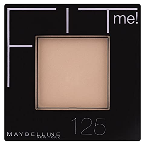 Maybelline Fit Me - Maybelline Fit Me Poudre Compacte 125 Nude