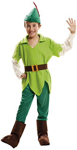 My Other Me – Kinderkostüm Peter Pan (Viving Costumes) 10-12 años