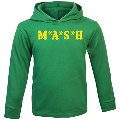 Cloud City 7 MASH Baby and Kids Hooded Sweatshirt