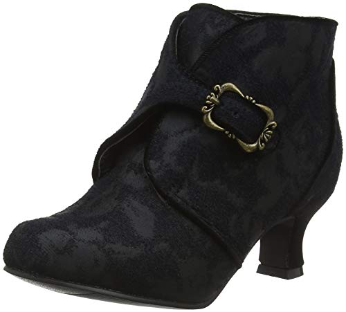 Joe Browns Damen Enchanted Night Ankle Boots Stiefeletten, Schwarz (Black A), 39 EU