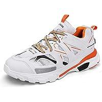 GJRRX Zapatillas Running para Hombre Aire Libre Deporte Transpirables Casual Gimnasio Correr Ligero Sneakers 39-44