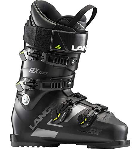 Lange Herren Rx 130 Skischuhe, Herren, LBH2030_31.5, schwarz/grau, 31.5