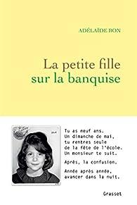 La petite fille sur la banquise par Adélaïde Bon