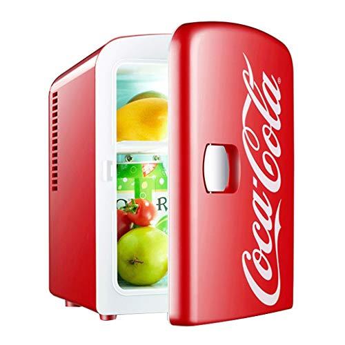 Licy 220 v / 12 v Refrigerador de Coche Mini 4L Pequeña...