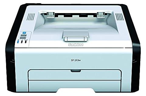 Ricoh SP 213w Laserdrucker s/w (A4, Drucker, WLAN, USB)