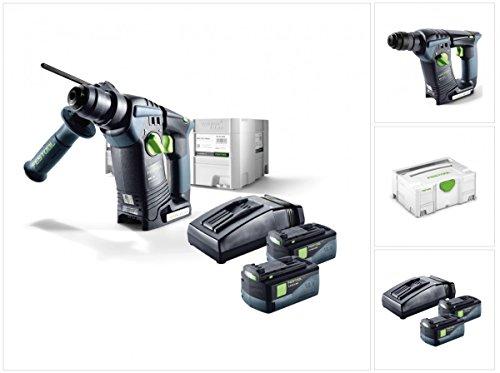 Preisvergleich Produktbild Festool 564587–Akku Bohrhammer BHC 18Li 5,2-Plus