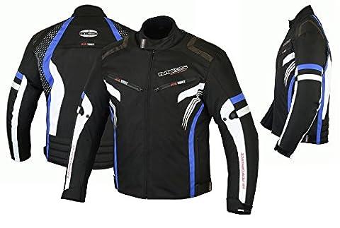 MBSmoto MJ-22Max pour moto et scooter Sports Racing veste étanche