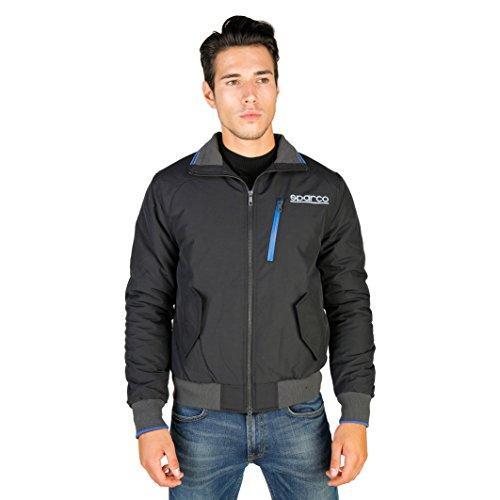 sparco-chaqueta-pickup-negro-xl
