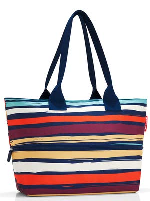 shopper e1 50 x 26,5 x 16,5 cm 50 x 35 x 16,5 cm expanded artist stripes