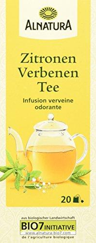 Alnatura Bio Zitronenverbenen Tee 20 Beutel, 30 g