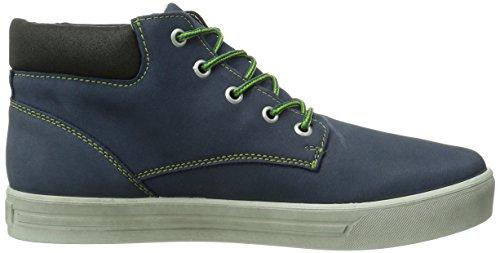 Ricosta - Stan, Sneaker Bambino Blu (Blau (reef 155))