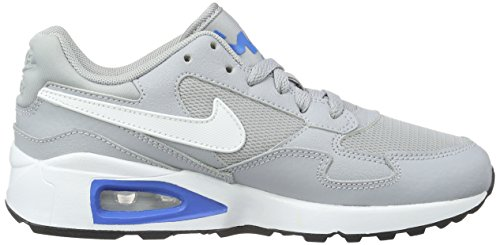 Nike Air Max St, Scarpe da Corsa Bambino Grigio (Wolf Grey/White-Photo Blue-Blk)