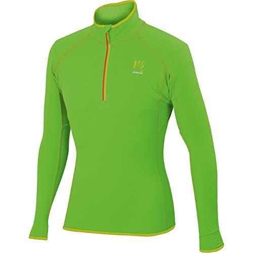 Karpos Verena - Sweat-shirt - vert Modèle XL 2017 sweatshirt