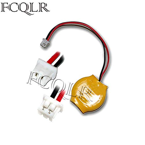 FCQLR CMOS Batterie Compatible pour Dell Latitude D510 D610 D620 D630 D631  D810 D830 CMOS Bios Batterie