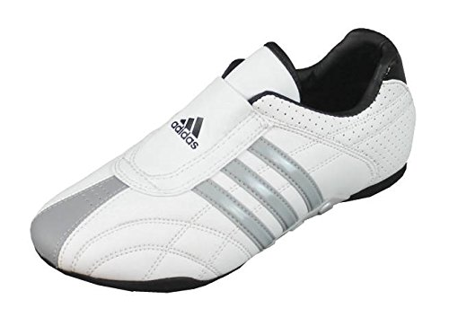 adidas Schuhe Adilux weiss/grau, Gr. 42