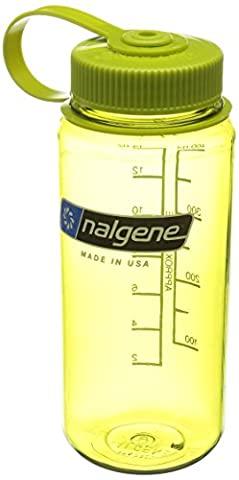 Nalgene Wide Mouth Bottle (Lime,