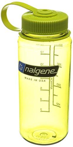 Preisvergleich Produktbild Nalgene Trinkflasche Wide Mouth 0.5L, Lime, 682010-0422