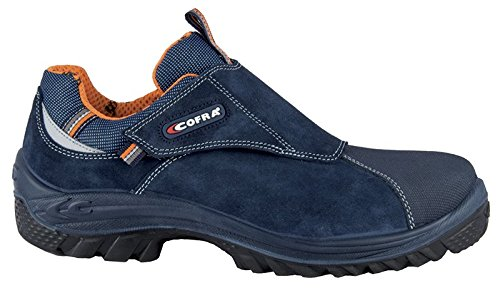 sélection premium f2c10 569f5 Chaussures de sécurité à scratch - Safety Shoes Today