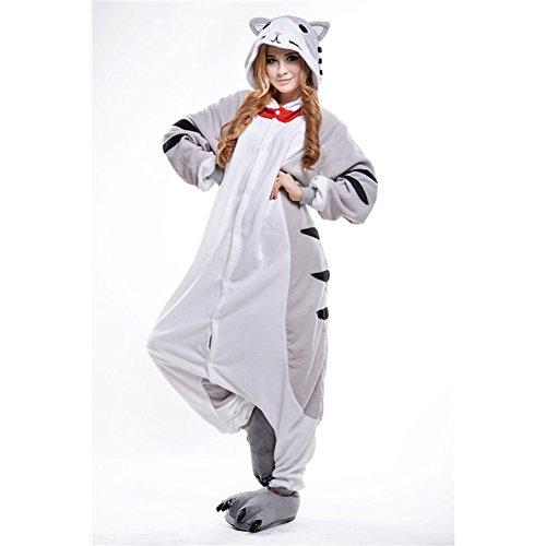Amur-Leopard-One-Piece-Pajamas-Jumpsuit-Fleece-Onesie