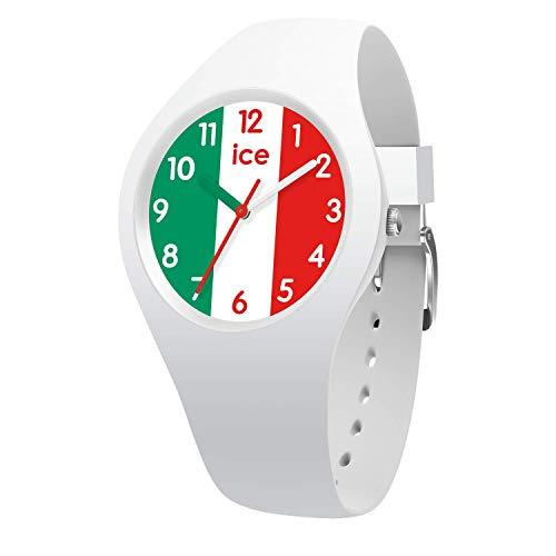 ICE-Watch Orologio Analogueico Quarzo Donna con Cinturino in Silicone 015739
