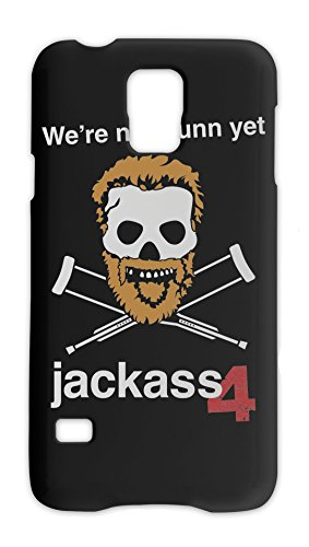Jackass 4 poster Samsung Galaxy S5 Plastic Case
