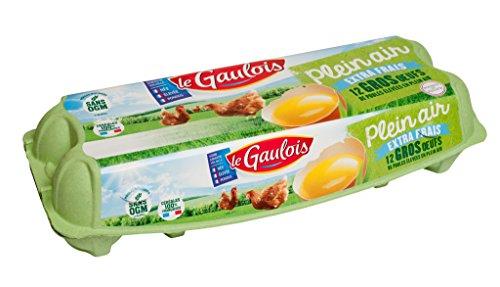 le-gaulois-pack-de-12-oeufs-plein-air-gros