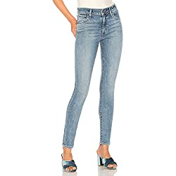 Jeans Donna LEVI'S 18882 0072 MEANT TO BE Stretch 721 skinny vita alta Autunno Inverno 2017 Blu vintage 27