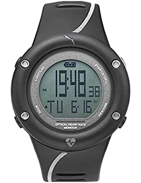 Puma Time Herren Armbanduhr Digital Quarz Plastik PU911291002