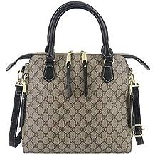 d22cb4582c692 Mueka Handtasche Damen,Marken Handtaschen Damen,Shopper Taschen,Wasserdichte  Ledertasche Mit Großem Fassungsvermögen