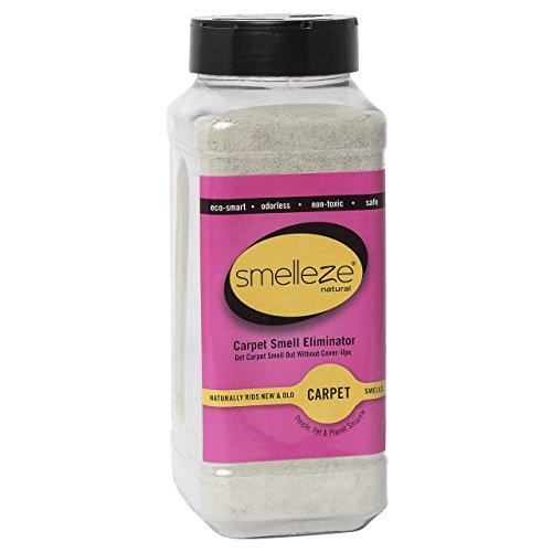 SMELLEZE Natural Teppich Geruch Entfernung Deodorizer: 2 Pfund Pulver Entfernt Stench Fast (Deodorizer Urin Hund)