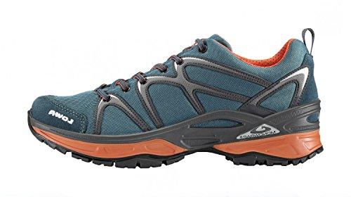 LOWA Hommes INNOX GTX LO 310601-7420 essence / orange Vert