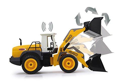 RC Baufahrzeug kaufen Baufahrzeug Bild 1: Jamara 401722 - Radlader 440 1:20*