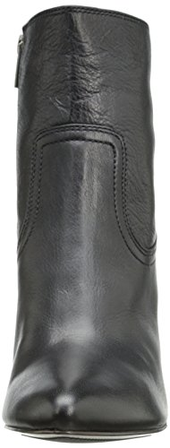 Frye Regina Seam Cuir Bottine Black