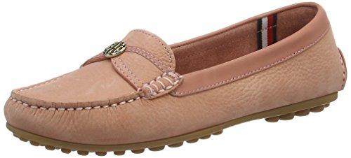 Tommy Hilfiger Damen K1285ENDALL 21N Bootsschuhe, Pink (Rose Dawn 616), 40 EU