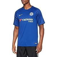 Nike CFC M Nk BRT Stad JSY SS Hm Camiseta 1ª Equipación Chelsea FC 17- 203c945aa73ad