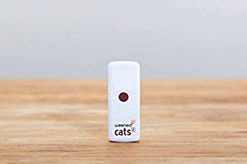Weenect Cats 2 - Traceur GPS pour Chat