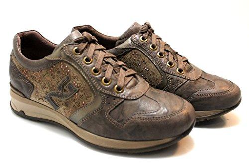 Nero Giardini , Damen Sneaker verdegris