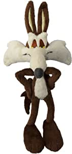 Lansay - 20502 -  Peluche - Peluches Looney Tunes PM - Coyote