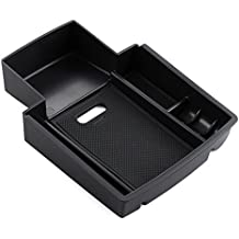Car Glove Box Armrest Storage box Organizer Center Console Tray fit Audi A4 A5 B8 2012