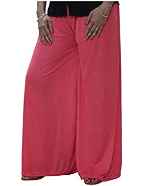 Indian Handicrfats Export DiscountZila Flared Women's Pink Trousers