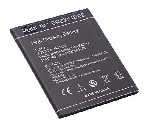 vhbw Li-Polymer Batterie 5000mAh 11.1V pour Notebook HP Pavilion dm3-1040ez, dm3-1040us, dm3-1044nr, dm3-1047cl, dm3-1047nr comme HSTNN-DB0L.