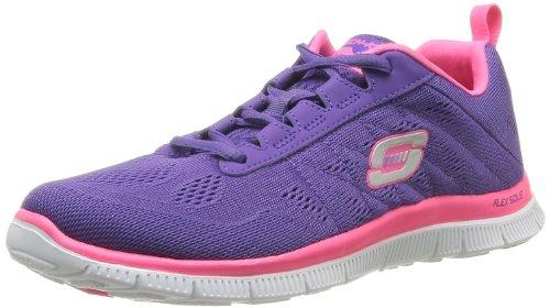 Skechers  Flex AppealSweet Spot,  Sneaker donna Viola (Violet (Prhp))