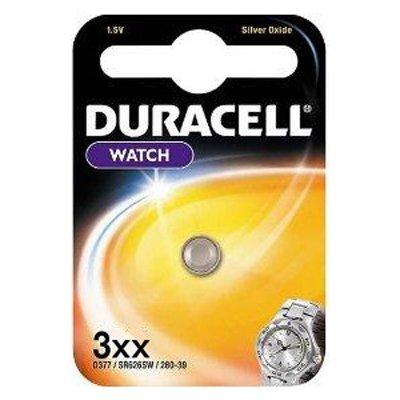 Duracell 394-c1Piles bouton oxyde d'argent Piles de
